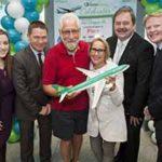 Aer Lingus Dublin-Pisa inaugural 001 copy