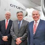 Cork Airport warmly welcomes today's announcement that CityJet is to operate a new high frequency Cork-London City Airport service.