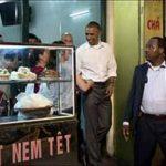 Obama BOurdain