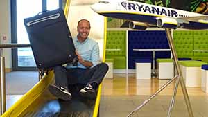 Ryanair reports 2583pc jump in flight cancellations due to air traffic controllers' strikes and staff issues