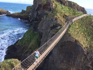 Carrick-a-Rede Rope Bridge, Co Antrim