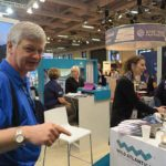 Shaun Quinn CEO of Fáilte Ireland at ITB, Messe-Berlin, March 9 2016