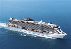 MSC Seaview- copyright MSC Cruises