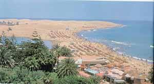 Gran Canaria seascape