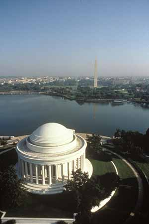 Jefferson Memorial credi#2D