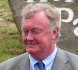 Minister John O'Donoghue