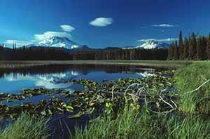 Oregon Hosmer Lake_Cascade Lakes