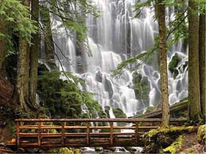 Oregon Ramona Falls