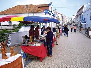 Portugal Ericeira market