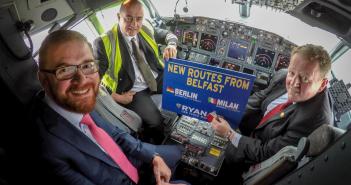 Belfast to Berlin