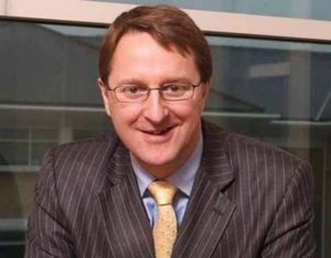 Steve Lewis CEO of 123.ie owners RSA