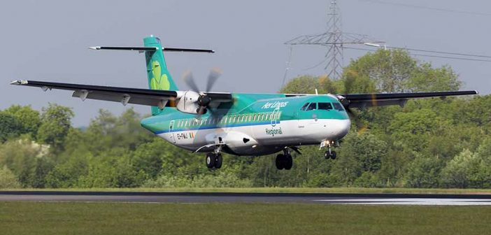 Aer Lingus Regional, operated by Stobart Air