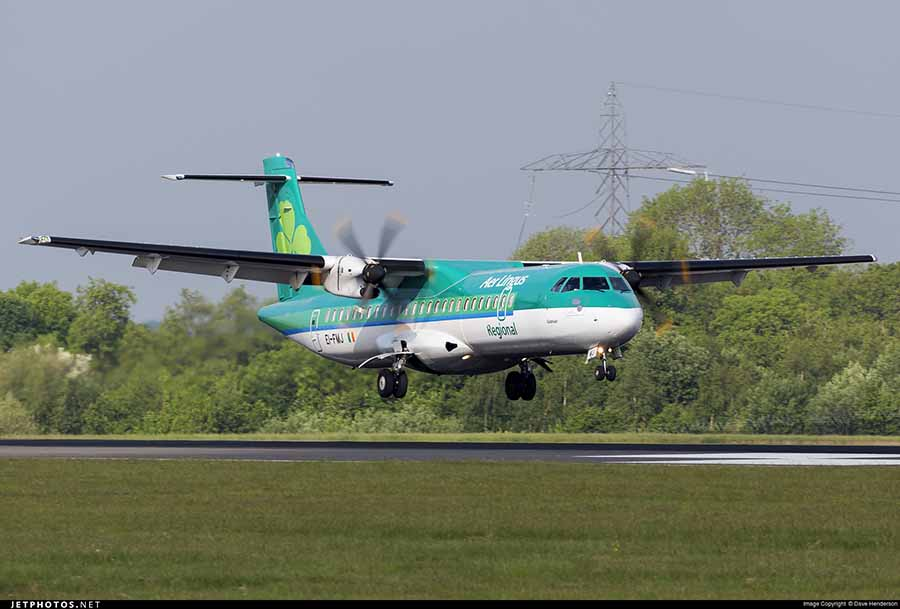 Aer Lingus Regional to expand winter services, offering over 735,000 seats