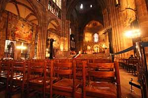 Strasbourg cathedral, Nov 26 2014