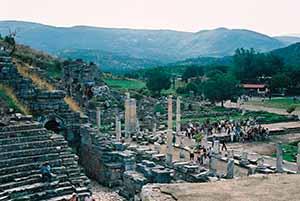 Turkey Ephesus parliament 001