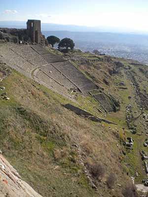 Turkey Pergamum 1423