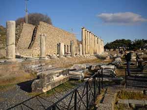 Turkey Pergamum 1438