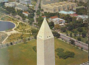 Washington mon aerial