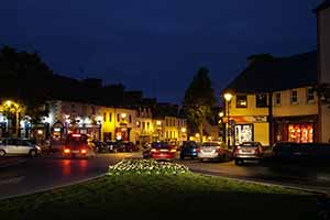 Westport summer night