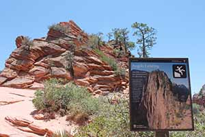 angel's landing sign_8811
