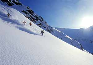 bad gastein slopes