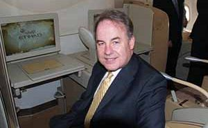 James Hogan, Etihad chief executive