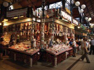 Salami shop