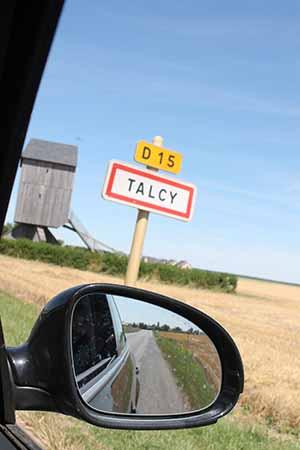 talcy windmill