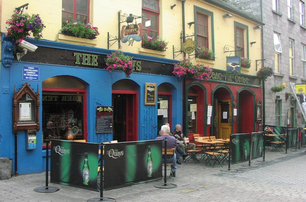 Sky bar of the year awards winners in Galway and Kilkenny