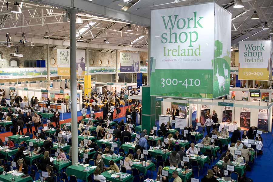 Ireland to get 10.61m visitors in 2016 if trend continues