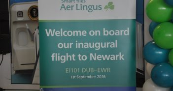 Aer Lingus to Newark