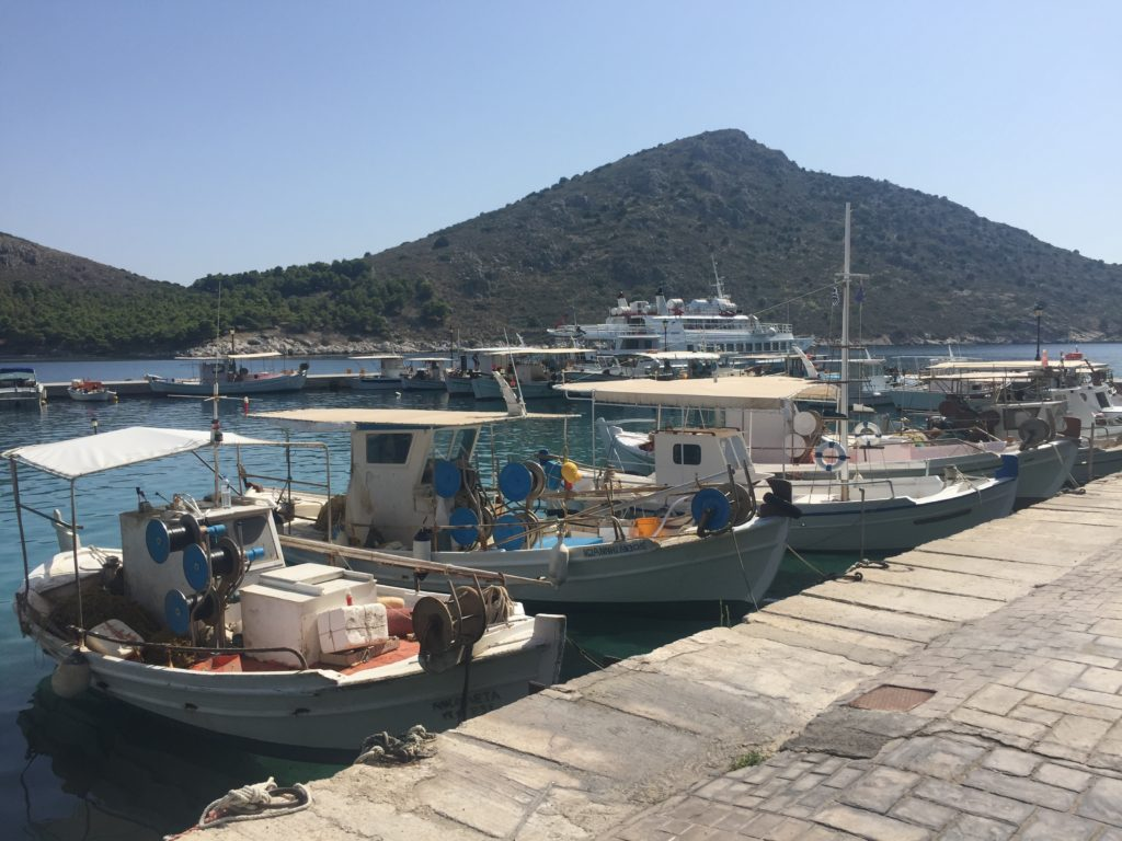 Tolo Harbour, Greece