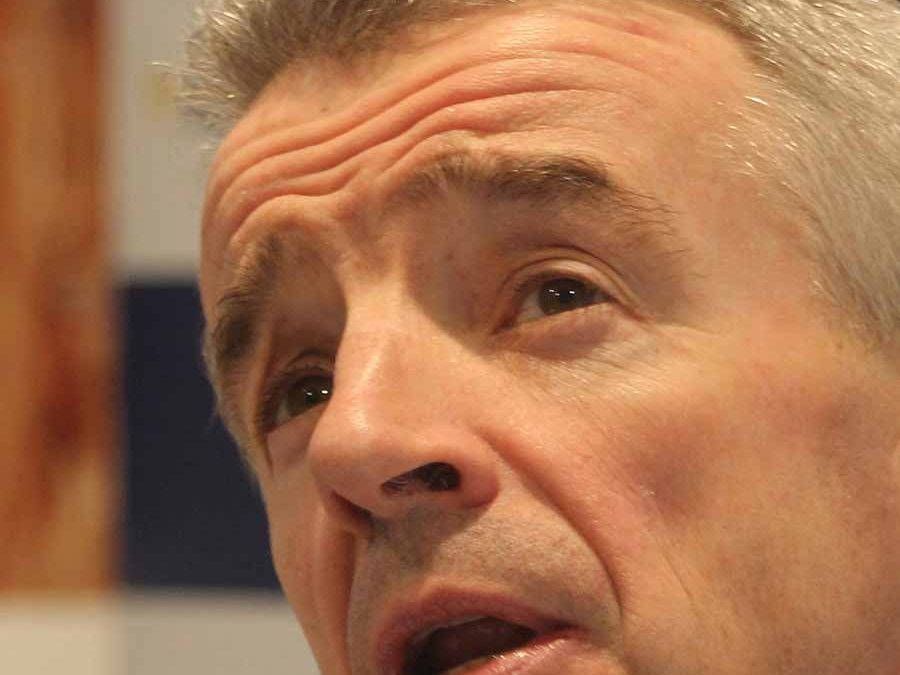 Michael O'Leary: Ryanair will be just one of 10-12 parties making binding offers for Alitalia