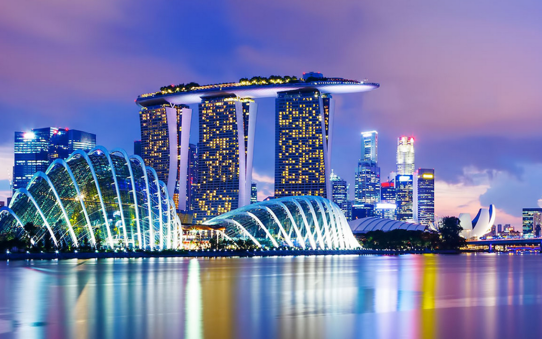 Singapore named Destination of the Year at Seatrade Cruise Awards