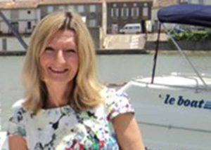 Cheryl Brown, MD of Le Boat