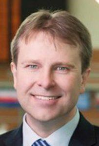Matthew Thomas, CEO of Shannon
