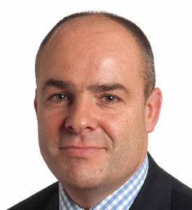 Michael Foley chair of the Irish Wine Association
