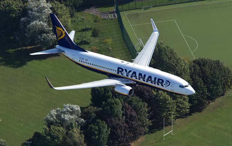 Wednesday's child is full of woe, Ryanair's COMPLETE calendar of cancellations, Monday Sept 25th to Sunday October 28th