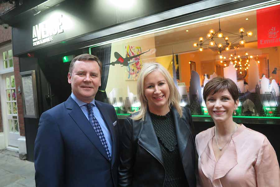 Taste of Emirates: Dublin suppliers revealed for 210k meals a day airline