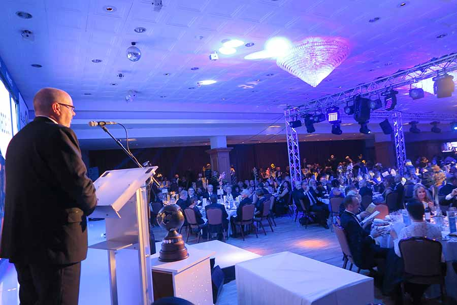 450 to attend Northern Ireland Travel News Awards in Newcastle, Co Down