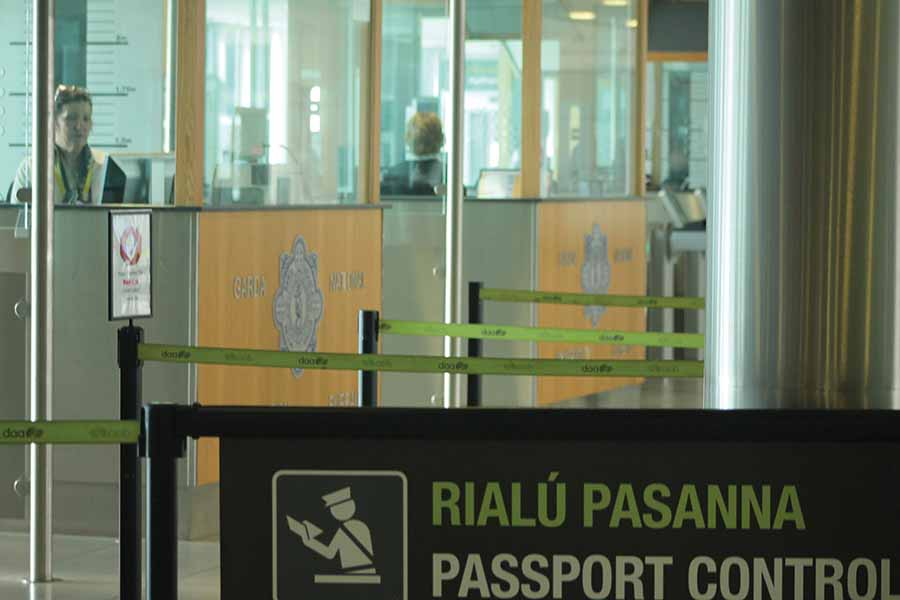Immigration staff unlikely to cover for striking Gardai at Dublin airport on four November Fridays