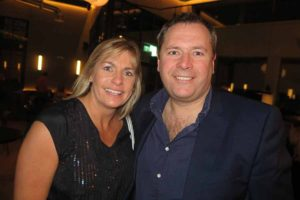 Wendy Cameronof Superbreaks and Jeff Collins of Globe/Best4travel at Worldchoice 2016 conference in Seafield, Co Wexford