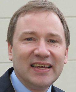 Stephen Kavanagh, CEO of Aer Lingus