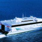 Irish Ferries' Jonathan Swift