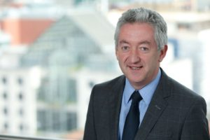 John McGrillen, CEO of the Northern Ireland Tourist Board