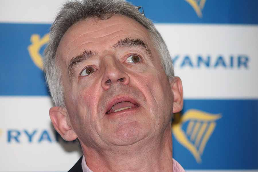 Ryanair numbers hit European record of 13.1m in a month as growth slows dramatically to 4pc