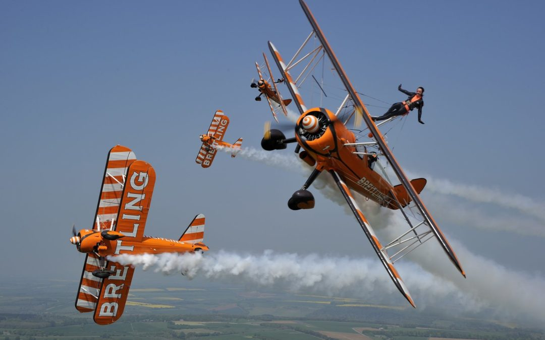 Award-winning Bray air show returns on July 22-23 to boost local economy