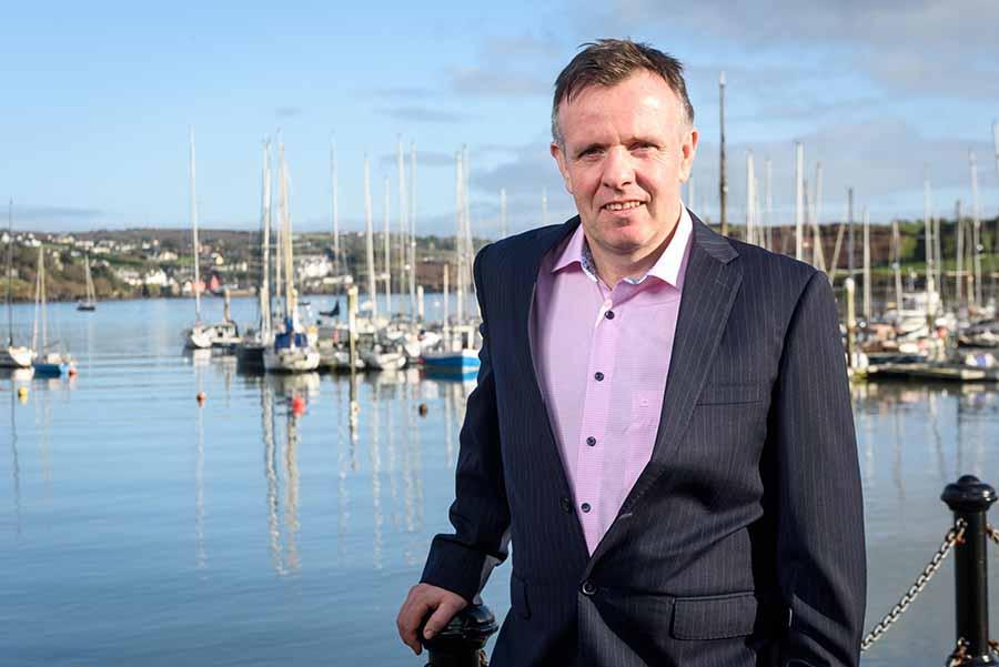 Kinsale Good Food Circle chair Liam Edwards is new president of Restaurants Association