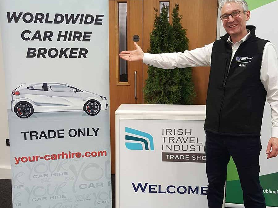 Alan Sparling's ASM Ireland becomes GSA for Caribtours and launches new car hire website