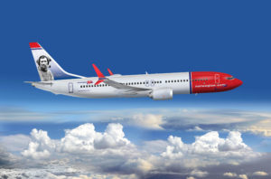 Tom Crean Norwegian tailfin